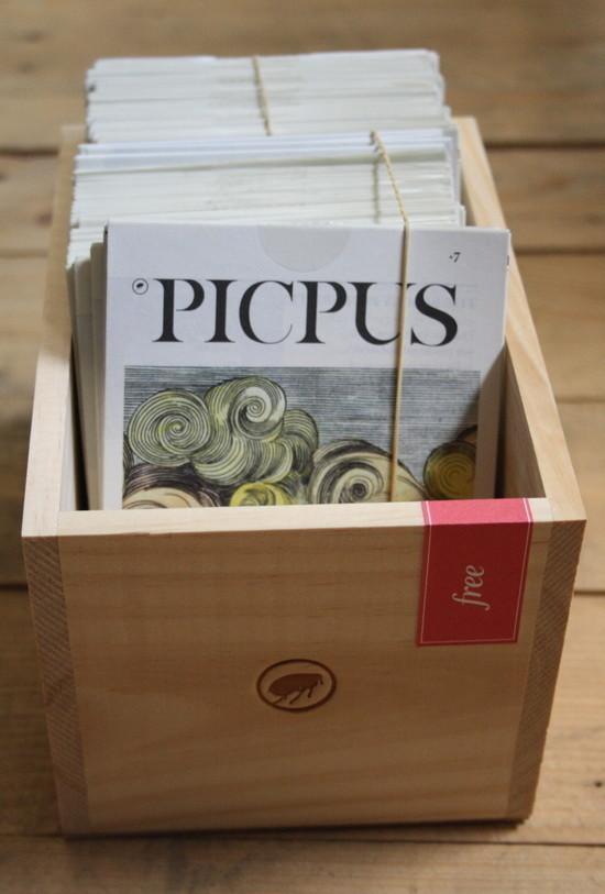 'Picpus' photo courtesy Annexe Magazine