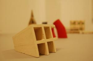Fabio J. Fernandez, Hartmutian Structure, ceramic