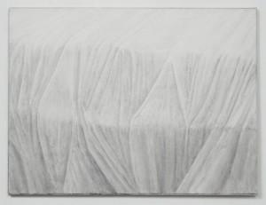 """""""Run-Off,"""" 2013, oil on canvas, 18"""" x 24"""""""