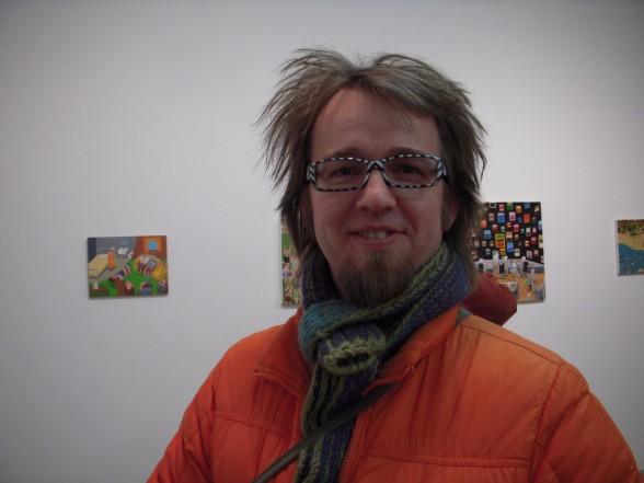 Tim Eads at Vox Populi